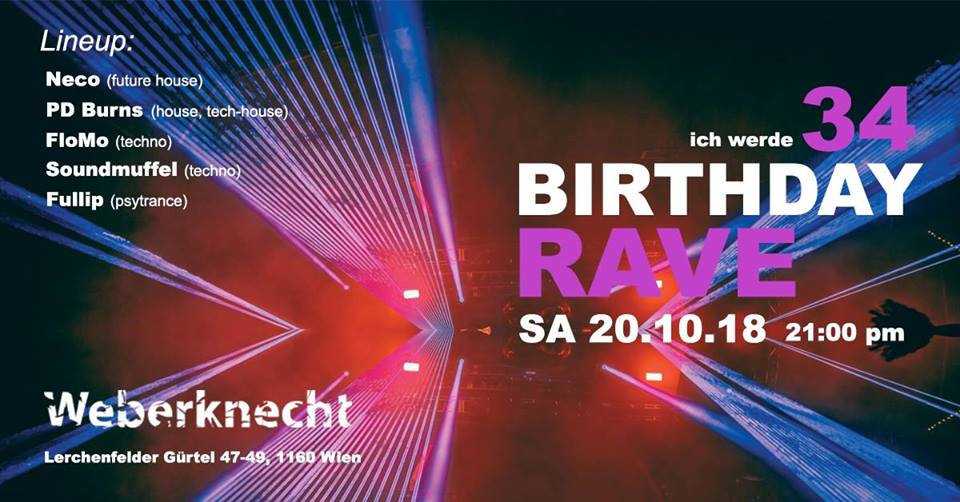Birthday Rave