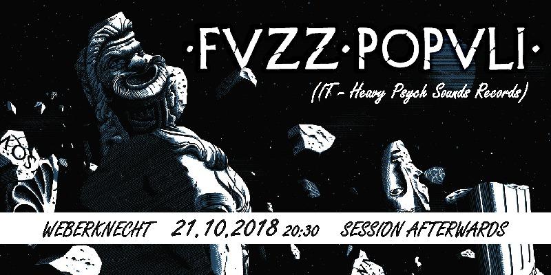 FVZZ POPVLI | danach Live Session