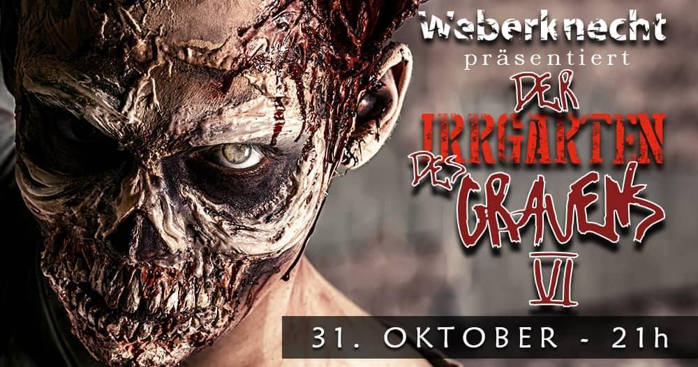 Der Irrgarten des Grauens #6 - mit Ben Wood Inferno & Karaoke-Floor