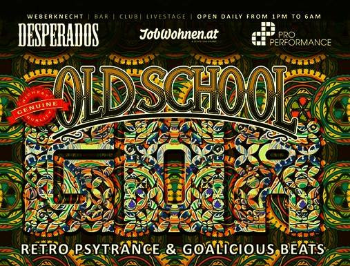Sa 14.3.2020 Oldschool Goa Party