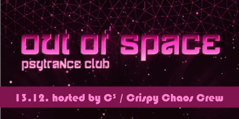 OUT of SPACE hosted by C³/ Crispy Chaos Crew