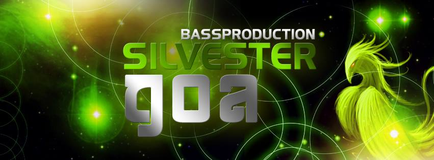 Bassproduction Silvester GOA Party
