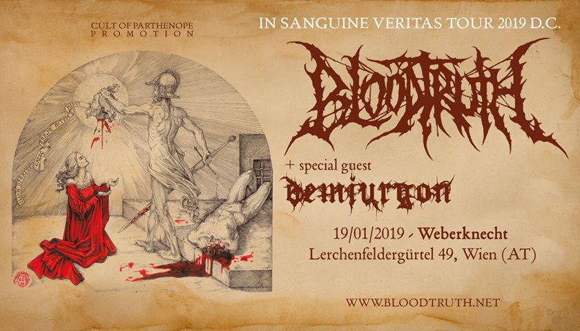 Metal Massacre: Bloodtruth + Demiurgon