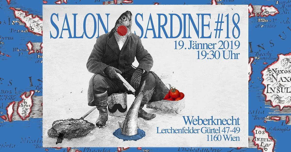 Salon Sardine #18