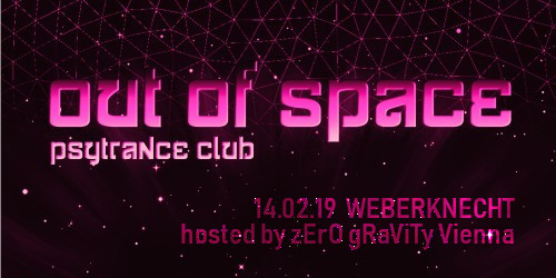 OUT of SPACE (Psytrance Club)
