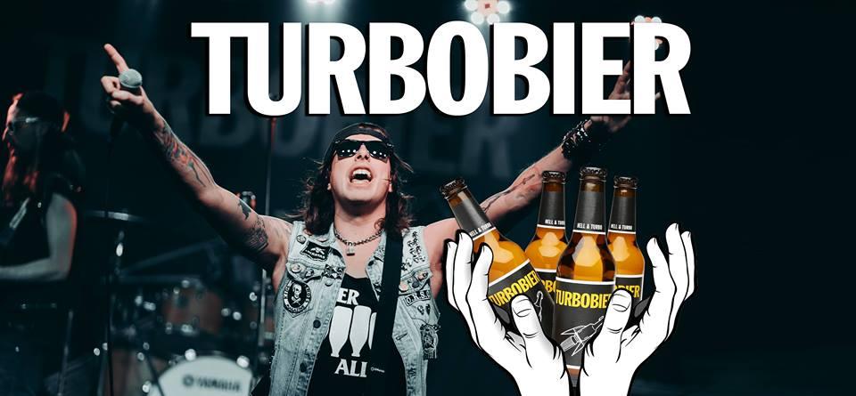Turbobier-Umtrunk am 8.3.