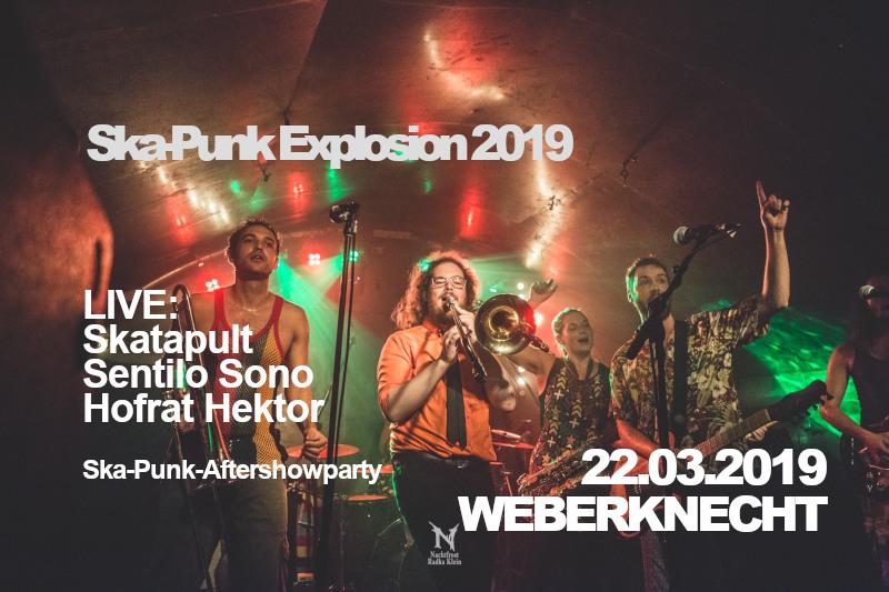 Ska-Punk Explosion 22.03.2019