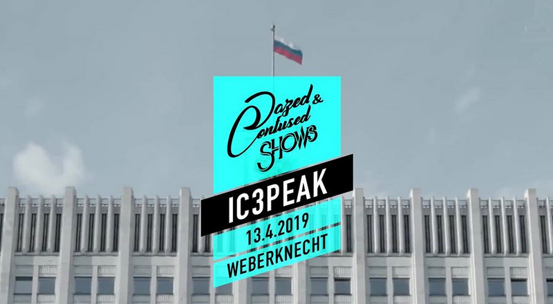 IC3PEAK live in Vienna 13.4.2019