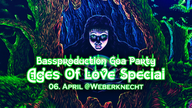 Bassproduction Goa Party - Ages Of Love Special