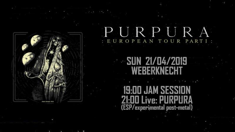 Purpura (ESP) + Open Live Session