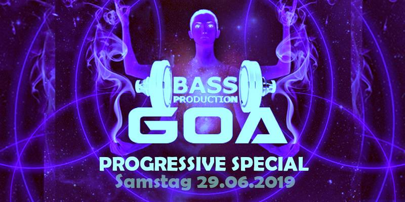 Bassproduction Goa - Progressive Special