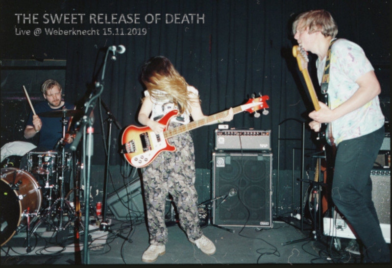 Fr 15.11.2019 Live: The Sweet Release of Death (NL)