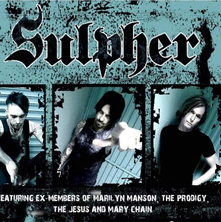 28.9.2019 Live: SULPHER + BLACK MARIAH + wolpertinger.