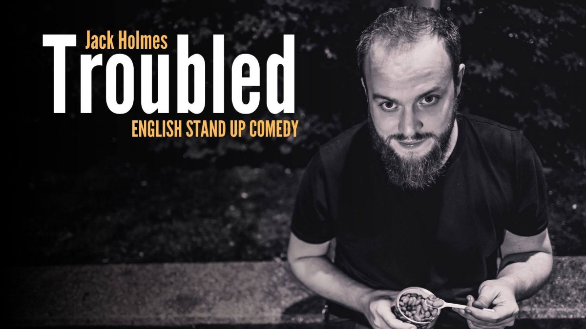 18.10.2019 [Loungefloor] English Comedy: Jack Holmes solo