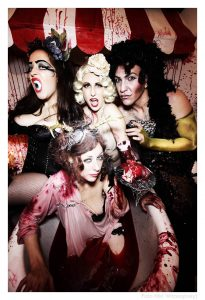 La Burlesqueria (Foto: Niki Witoszynskyj)