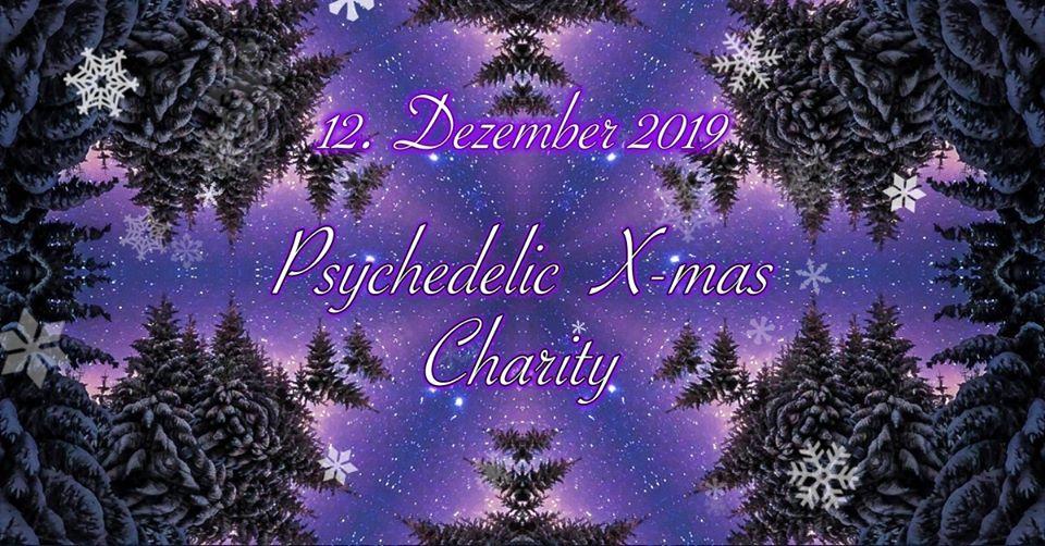 Do 12.12.2019 Psychedelic X-Mas Charity für Ärzte ohne Grenzen