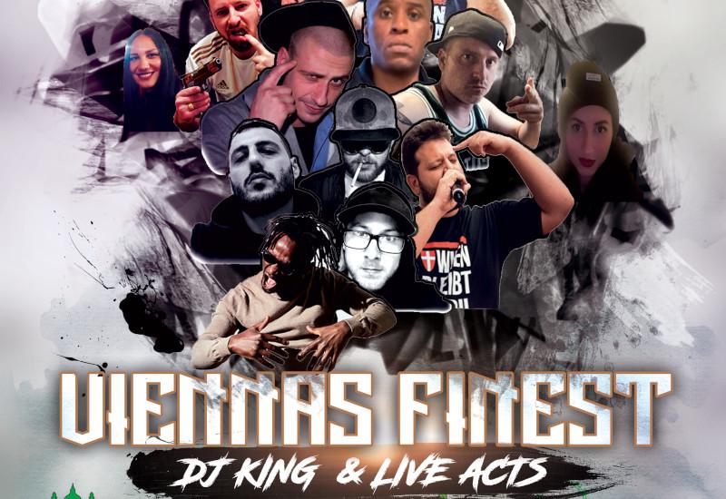 Sa 15.2.2020 Vienna's Finest (Hip-Hop)