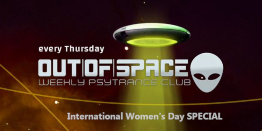 Do 5.3.2020 OUT of SPACE Weltfrauentag Special