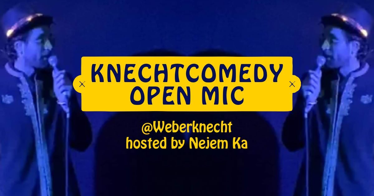 Do 5.3.2020 KnechtComedy Open Mic #2