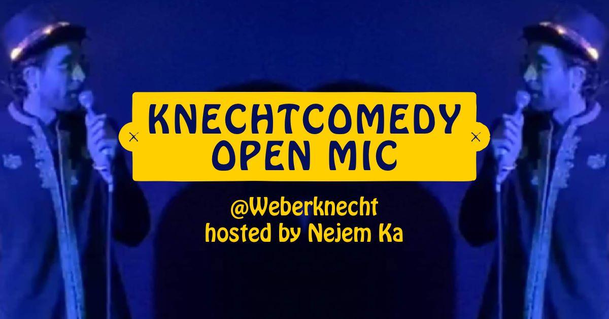 Do 5.3.2020 KnechtComedy Open Mic #2