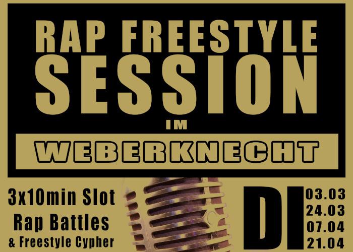 Di 3.3.2020 Rap Freestyle Session